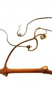 Vinoglyphe Fouettard - 67x80cms